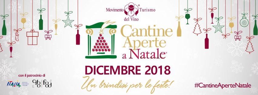 CANTINE APERTE A NATALE 2018