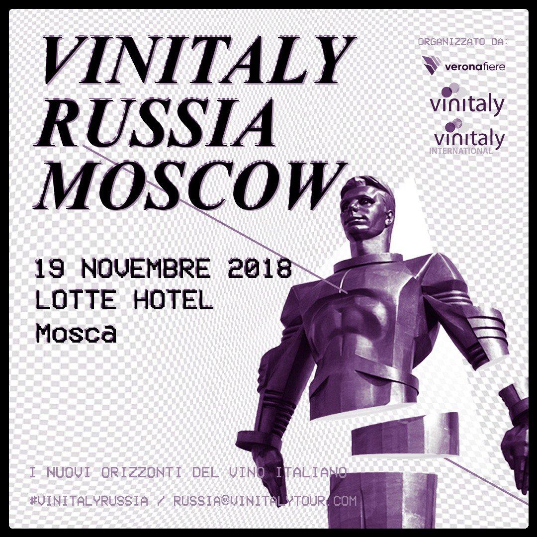 VINITALY RUSSIA 2018