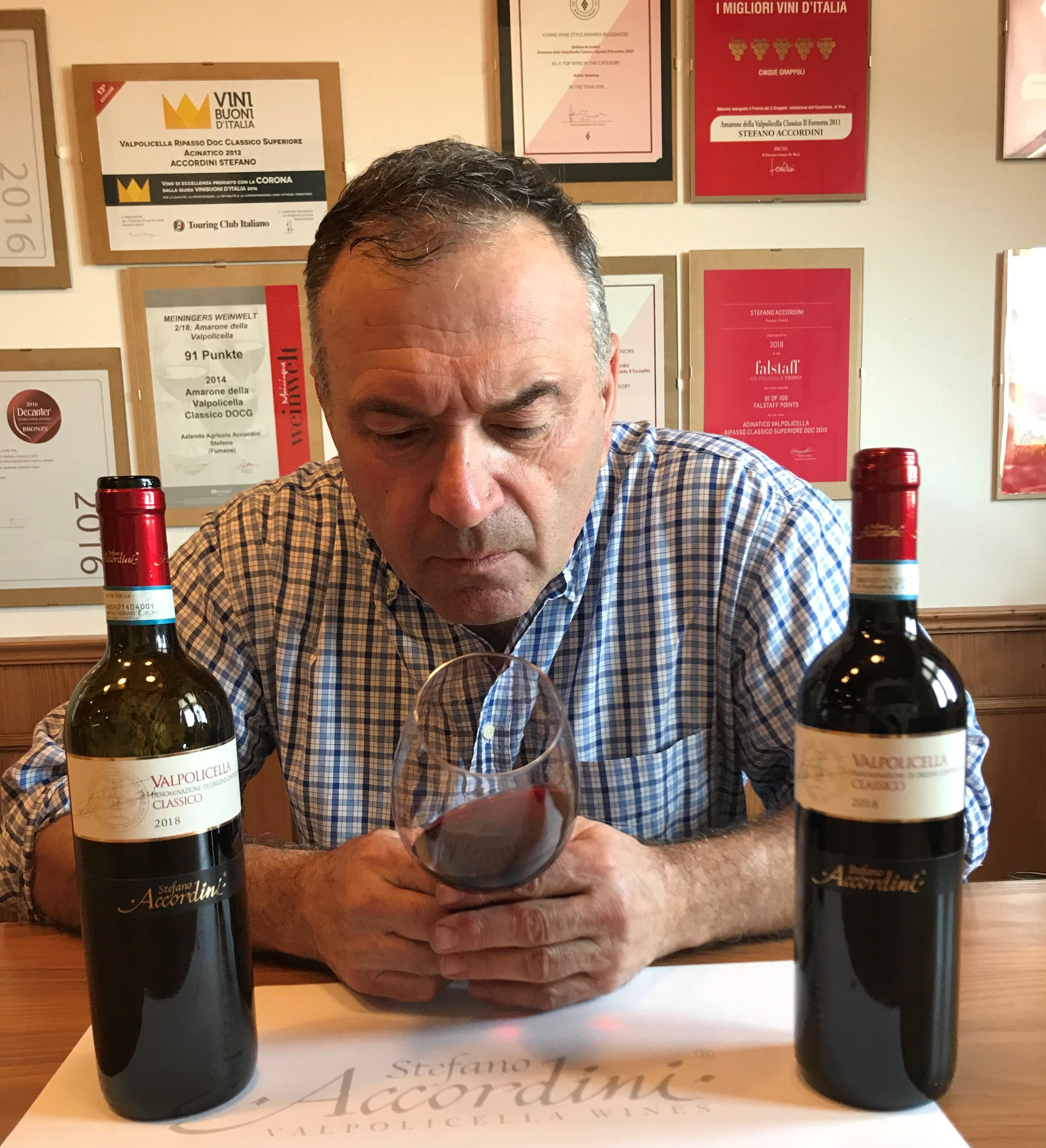 Valpolicella Classico DOC 2018 Stefano Accordini